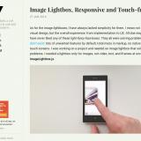 ImageLightbox.js:カスタマイズしやすい軽量ライトボックス - thumbnail