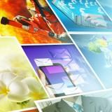 記事に添付した画像を自動的にアイキャッチ画像として登録する。 - thumbnail