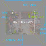 画像を背景指定せずにCSSだけでクロップする方法 - thumbnail
